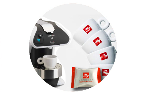capsules illy